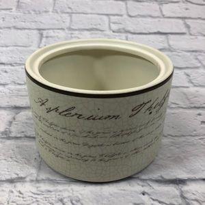 Pottery Barn Ceramic bowl